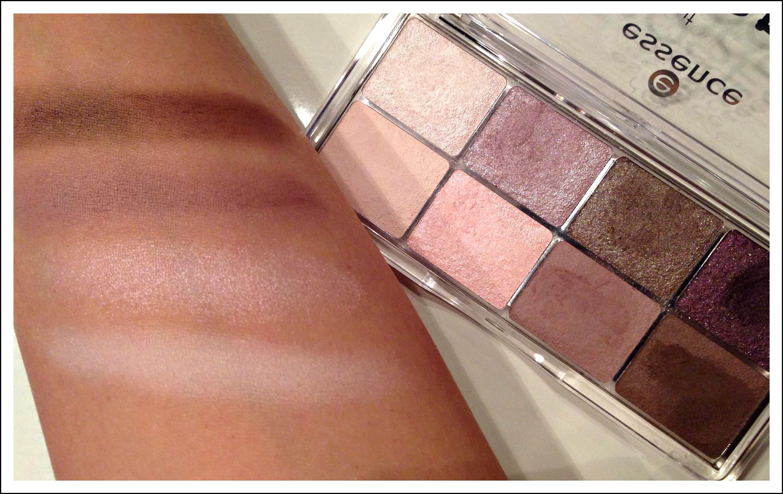 Beauty Budget Essence Eyeshadow Palette Happy Nami